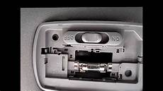 How To Fix Dome Light Switch How To Replace Dome Light Switch In An Acura And Honda