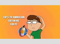 Best 2d Animation Software for PC