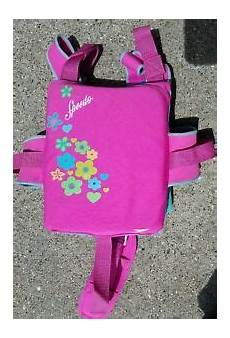 Speedo Toddler Jacket Sons Speedo Pink Flotation Swimming Aid Vest