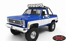 Chevy Blazer Roof Lights Roof Rack Rollbar Light Bar Combo For Rc4wd Chevy Blazer