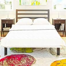 shop priage by zinus 3000h size platform bed frame