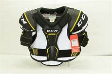 Ccm Shoulder Pads Size Chart Ccm Tacks 5092 Shoulder Pads Junior Size Small 0604 Ebay