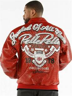 2017 pelle pelle greatest of all time goat leather jacket