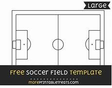 soccer field templates free soccer field template large soccer templates