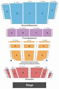 Treasure Island Theater Seating Chart St George Theater Seating Chart Amp Maps Staten Island