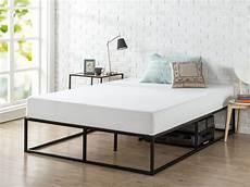 modern studio 14 inch platforma bed frame mattress