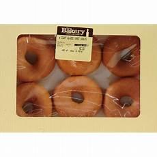 Walmart Donuts The Bakery At Walmart Glazed Donuts 6 Ct Walmart Com