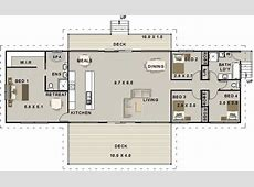Pole Home 4 Bed House Plan:213KR  Australian Dream Home   SEE OUR NEW FREE PLANS  raised house