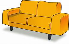 Tv Sofa Png Image by Sofa Clip At Clker Vector Clip