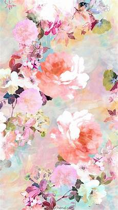 Modern Flower Wallpaper For Iphone by Modern Girly Free Iphone Wallpapers Background In