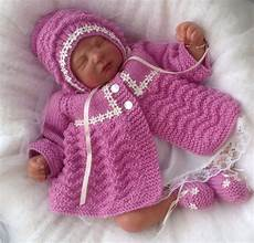 baby knitting pattern 52 to knit reborn dolls