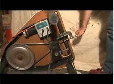 Pacifica Laguna Pottery Wheel belt replacement   YouTube