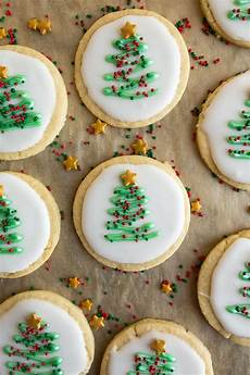 Sugar And Vice Designs Christmas Sugar Cookie Cut Outs Dessert For Two