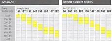 Fischer Ridge Crown Size Chart Fischer Scs Race Junior Nis 15 16