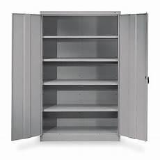 tennsco storage cabinet welded gray 1ymd6 j2478sumgy
