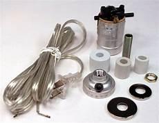 Bottle Light Kit Silver Make A Lamp Wiring Kit For Wine Oil Bottle Lamp