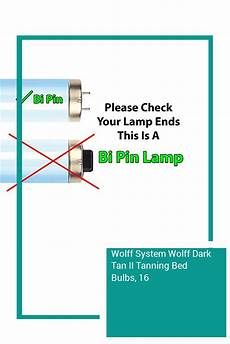 wolff system wolff ii tanning bed bulbs 16