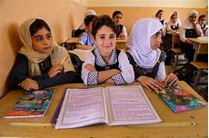 unicef helps 682 000 children access education in iraq in 2016