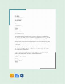 Transfer Letter Template 44 Free Transfer Letter Templates Pdf Google Doc
