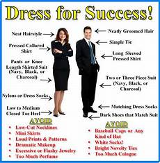 Dress For Success Tips Leigh Rush S Blog From The Placements Office Of The