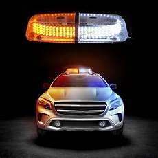 Service Truck Strobe Lights 240 Led Amber White Safety Warning Strobe Light