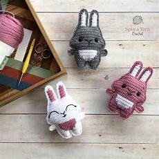 pocket bunny free crochet pattern spin a yarn crochet