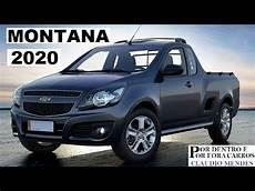 Chevrolet Montana 2020 by Chevrolet Montana 2020 Muitos Detalhes