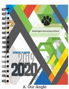 School Planner Cover Ideas Student Planner Covers Design Ideas Inter State Studio