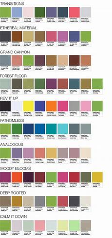 2017 Chart Labels Pantone Color Of The Year 2017 Kdv Label