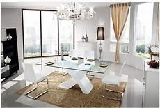 sale da pranzo eleganti tavoli in vetro per sala da pranzo tavole da cucina in