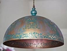Modern Boho Pendant Lighting Modern Dome Hanging Light Ceiling Pendant Copper Gold Lamp