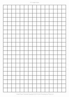 1 Inch Graph Paper Template A4 Graph Paper Template Pdf 8 27x11 69 In 210 215 297 Mm