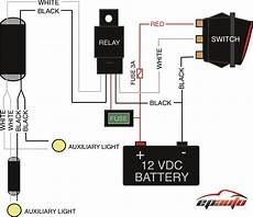 Fog Light Diagram With Relay Led Light Bar Wiring Harness Diagram Diagram Stream