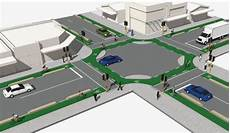 Cost Of Roundabout Vs Traffic Light Road Funding And Other Myths That Hold Back Active Modes