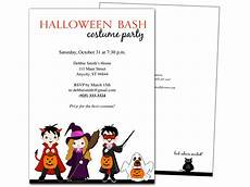 Word Halloween Templates New Halloween Invitation Templates Just Added To The