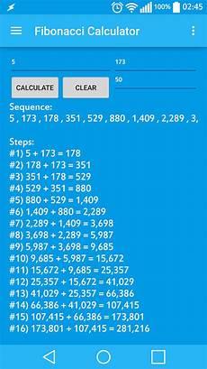Fibonacci Chart App Fibonacci Calculator Android Apps On Google Play