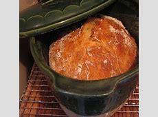 Recipe: No Knead Bread Adapted from Jim Lahey, Sullivan