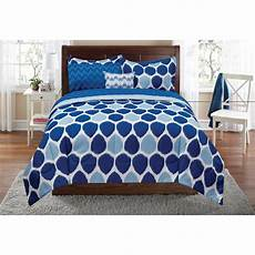 mainstays ikat bed in a bag bedding set xl