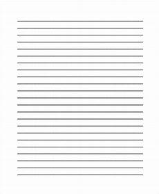Blank Line Paper 25 Free Lined Paper Templates Free Amp Premium Templates