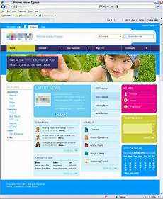 Sharepoint 2010 Design Ideas A Selection Of Sharepoint Homepage Concepts Designs For