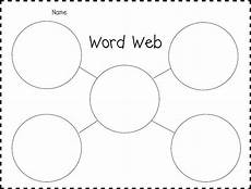 Word Web Templates Word Web Graphic Organizer Word Web Graphic Organizer