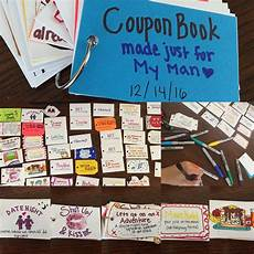Coupon Books For Boyfriend Ideas A Coupon Book Made For My Boyfriend As A Christmas Gift