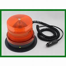 Oversize Strobe Lights Dome Strobe Light 6 Quot Round 6 Led The Trailer Shoppe