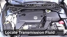 2015 nissan altima transmission fluid type fix transmission fluid leaks nissan altima 2013 2018