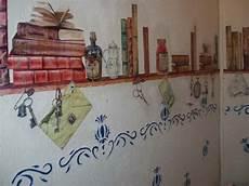 consigli pratici il bab 224 decoupage su muro decoupage