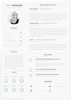 Cv Layout Templates 43 Modern Resume Templates Guru Job Search Inspiration