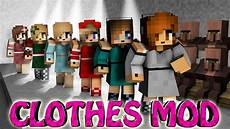 minecraft clothes minecraft ultimate clothes mod showcase clothes