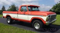 1979 F150 1 2 Ton Long Bed 4x4 Regular Cab Ranger Survivor