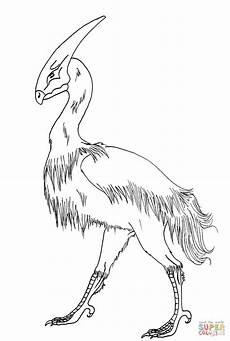 ausmalbild pterox der dino vogel ausmalbilder kostenlos