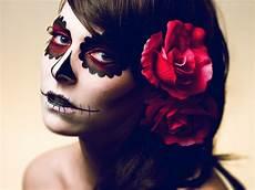how to master d 237 a de los muertos inspired makeup los